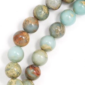 "African ""opal"" Beads – 8mm Round"