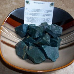 Bloodstone Raw Chunk