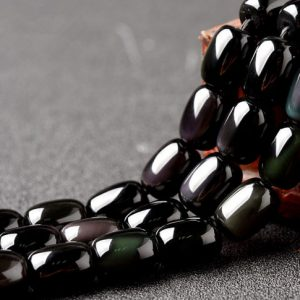 Obsidian Other Shape Beads
