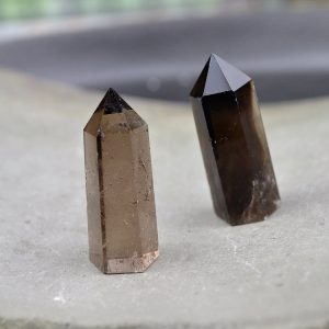 Shop Generator Crystals! Smoke Quartz Point Natural Smoky Quartz Tower Smoke Quartz Obelisk Healing Crystal | Natural genuine stones & crystals in various shapes & sizes. Buy raw cut, tumbled, or polished gemstones for making jewelry or crystal healing energy vibration raising reiki stones. #crystals #gemstones #crystalhealing #crystalsandgemstones #energyhealing #affiliate #ad