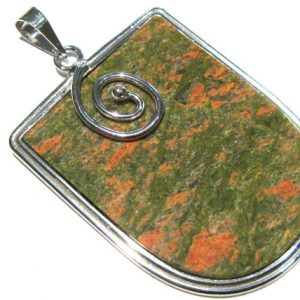 Unakite pendant | Natural genuine Unakite pendants. Buy crystal jewelry, handmade handcrafted artisan jewelry for women.  Unique handmade gift ideas. #jewelry #beadedpendants #beadedjewelry #gift #shopping #handmadejewelry #fashion #style #product #pendants #affiliate #ad