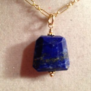 Shop Lapis Lazuli Necklaces! Lapis Necklace – Navy Blue Jewellery – Gold Jewelry – Gemstone – Pendant – Fashion – Chic | Natural genuine Lapis Lazuli necklaces. Buy crystal jewelry, handmade handcrafted artisan jewelry for women.  Unique handmade gift ideas. #jewelry #beadednecklaces #beadedjewelry #gift #shopping #handmadejewelry #fashion #style #product #necklaces #affiliate #ad