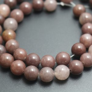Shop Aventurine Beads! Purple Aventurine Gemstone Beads,4mm/6mm/8mm/10mm/12mm Smooth and Round Stone Beads,15 inches one starand | Natural genuine beads Aventurine beads for beading and jewelry making.  #jewelry #beads #beadedjewelry #diyjewelry #jewelrymaking #beadstore #beading #affiliate #ad