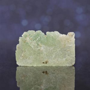 Beautiful Etched Green Phantom Fluorite from South Africa | Floater Crystal | Rare Formation | 1.18"