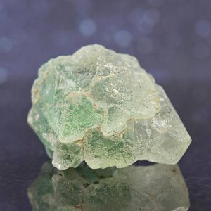 Gentle Etched Green Phantom Fluorite from South Africa | Rare Formation |  1.19"