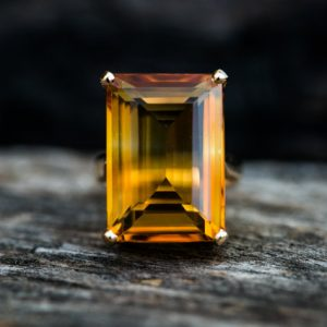 Shop Citrine Rings! Citrine 14k gold Ring size 5 – Citrine Ring 18.8 ct  – Citrine Gold Ring – november birthstone Citrine Ring – beautiful citrine ring size 5 | Natural genuine Citrine rings, simple unique handcrafted gemstone rings. #rings #jewelry #shopping #gift #handmade #fashion #style #affiliate #ad