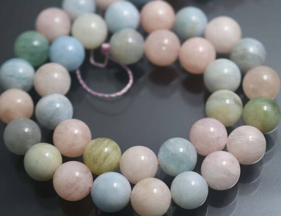 Shop Morganite Beads