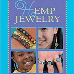 Hemp Jewelry (Kids Can Do It) | Shop jewelry making and beading supplies, tools & findings for DIY jewelry making and crafts. #jewelrymaking #diyjewelry #jewelrycrafts #jewelrysupplies #beading #affiliate #ad