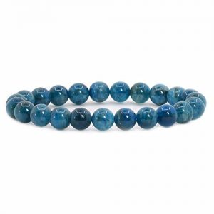 Shop Apatite Bracelets! Natural Apatite Rock Crystal Gemstone 8mm Round Beads Stretch Bracelet 7″ Unisex | Natural genuine gemstone jewelry in modern, chic, boho, elegant styles. Buy crystal handmade handcrafted artisan art jewelry & accessories. #jewelry #beaded #beadedjewelry #product #gifts #shopping #style #fashion #product