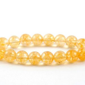 Shop Citrine Bracelets! 10mm Citrine Bracelet, Citrine Bracelets 10 Mm, Citrine Bracelet, Healing Cirine Bead Bracelet, Citrine Bead, Citrine Bead Bracelets | Natural genuine Citrine bracelets. Buy crystal jewelry, handmade handcrafted artisan jewelry for women.  Unique handmade gift ideas. #jewelry #beadedbracelets #beadedjewelry #gift #shopping #handmadejewelry #fashion #style #product #bracelets #affiliate #ad