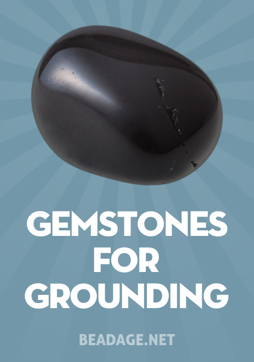 Gemstones for Grounding #gemstones #crystals