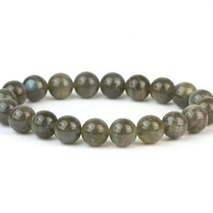 Shop Labradorite Bracelets! Labradorite Bracelet, Delicate Bracelet, Labradorite Jewelry, Blue Labradorite, Bracelet Labradorite, Meditation Bracelet , 10mm Bracelet | Natural genuine Labradorite bracelets. Buy crystal jewelry, handmade handcrafted artisan jewelry for women.  Unique handmade gift ideas. #jewelry #beadedbracelets #beadedjewelry #gift #shopping #handmadejewelry #fashion #style #product #bracelets #affiliate #ad
