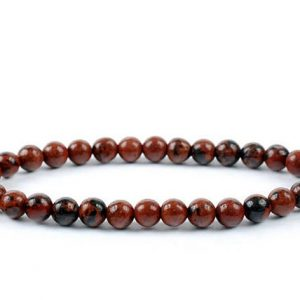 Shop Obsidian Bracelets! Mahogany Obsidian Bracelet, Strech Obsidian Bracelets 6mm, Mahogany Obsidian Bracelets, Mahogany Obsidian Bead Bracelet, Ladies Crystals | Natural genuine Obsidian bracelets. Buy crystal jewelry, handmade handcrafted artisan jewelry for women.  Unique handmade gift ideas. #jewelry #beadedbracelets #beadedjewelry #gift #shopping #handmadejewelry #fashion #style #product #bracelets #affiliate #ad