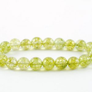 Shop Peridot Bracelets! 8mm Peridot Bracelet, Peridot Bracelets 8 mm, Olivine Bracelets, Strech Bracelet, Peridot Chakra bracelet, Olivin Cleanser bracelet, Reiki | Natural genuine Peridot bracelets. Buy crystal jewelry, handmade handcrafted artisan jewelry for women.  Unique handmade gift ideas. #jewelry #beadedbracelets #beadedjewelry #gift #shopping #handmadejewelry #fashion #style #product #bracelets #affiliate #ad