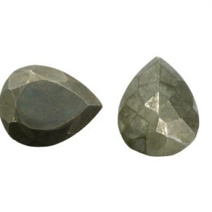 Shop Pyrite Stones & Crystals! SALE – Pyrite Gemstone – Pear Cut – 7x10mm – 16x20mm – Teardrop Gemstone – Calibrated Gemstones – 1 Pcs | Natural genuine stones & crystals in various shapes & sizes. Buy raw cut, tumbled, or polished gemstones for making jewelry or crystal healing energy vibration raising reiki stones. #crystals #gemstones #crystalhealing #crystalsandgemstones #energyhealing #affiliate #ad