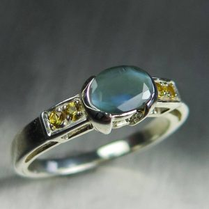 Shop Alexandrite Rings! 0.95ct Natural Alexandrite Colour Change 925 Silver 9ct 14k 18k yellow white rose Gold Platinum Palladium engagement east west ring all size | Natural genuine Alexandrite rings, simple unique alternative gemstone engagement rings. #rings #jewelry #bridal #wedding #jewelryaccessories #engagementrings #weddingideas #affiliate #ad