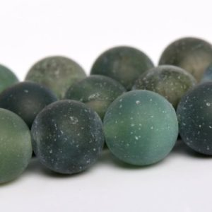 "Shop Moss Agate Beads! 8MM Matte Botanical Moss Agate Beads Grade AAA Natural Gemstone Full Strand Round Loose Beads 15"" BULK LOT 1,3,5,10 and 50 (100264-261) 