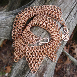 Bronze Age Choker Project