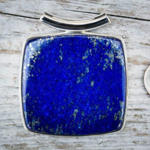 Shop Lapis Lazuli Pendants! Lapis Pendant set in Sterling Silver – Gorgeous Tube Bale Lapis Lazuli Pendant – Lapis Jewelry – Sterling Silver Lapis Necklace – Lapis | Natural genuine Lapis Lazuli pendants. Buy crystal jewelry, handmade handcrafted artisan jewelry for women.  Unique handmade gift ideas. #jewelry #beadedpendants #beadedjewelry #gift #shopping #handmadejewelry #fashion #style #product #pendants #affiliate #ad
