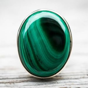 Shop Malachite Rings! Malachite Ring 8 – Malachite Gemstone Ring, Green Malachite Ring – Malachite Jewelry – Ring Size 8 – Malachite Ring Size 8 Malachite Ring 8 | Natural genuine gemstone jewelry in modern, chic, boho, elegant styles. Buy crystal handmade handcrafted artisan art jewelry & accessories. #jewelry #beaded #beadedjewelry #product #gifts #shopping #style #fashion #product