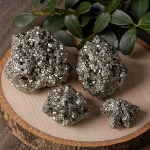 Pyrite Gemstones