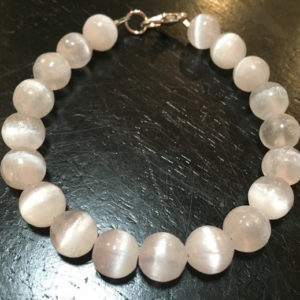 Selenite Bracelet – Healing Crystal Bracelet – Selenite Jewelry – Raw Selenite crystal – Selenite beads – selenite stone – Chakra crystals | Natural genuine Selenite bracelets. Buy crystal jewelry, handmade handcrafted artisan jewelry for women.  Unique handmade gift ideas. #jewelry #beadedbracelets #beadedjewelry #gift #shopping #handmadejewelry #fashion #style #product #bracelets #affiliate #ad