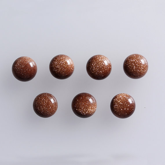 3mm Round Shape, Best Quality Lab Created Sunstone Lot Cabochon, Wholesale Lot, Jewelry Gemstone, Calibrated, Sun Stone Supplies, Cab Ag-229