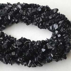 Shop Sunstone Chip & Nugget Beads! 4-7mm Black SunStone Chips, Black Sunstone Gemstone Chips, Raw Black Sunstone For Necklace, 32 Inch (1Strand To 5Strand Options) – RAMA209 | Natural genuine chip Sunstone beads for beading and jewelry making.  #jewelry #beads #beadedjewelry #diyjewelry #jewelrymaking #beadstore #beading #affiliate #ad
