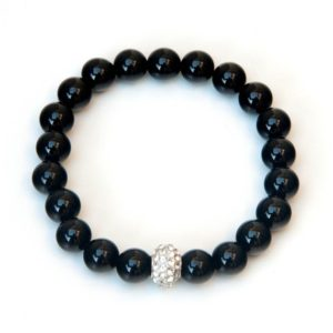 Shop Tourmaline Bracelets! Black Tourmaline bracelet – protection jewelry | Natural genuine Tourmaline bracelets. Buy crystal jewelry, handmade handcrafted artisan jewelry for women.  Unique handmade gift ideas. #jewelry #beadedbracelets #beadedjewelry #gift #shopping #handmadejewelry #fashion #style #product #bracelets #affiliate #ad