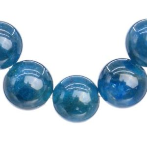 Shop Apatite Round Beads! 78 / 38 Pcs – 5MM Blue Apatite Beads Grade AA+ Genuine Natural Round Gemstone Loose Beads (103137) | Natural genuine round Apatite beads for beading and jewelry making.  #jewelry #beads #beadedjewelry #diyjewelry #jewelrymaking #beadstore #beading #affiliate