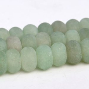 Shop Aventurine Rondelle Beads! Matte Parsley Bunch Aventurine Beads Grade Aaa Genuine Natural Gemstone Rondelle Loose Beads 6x4mm 8x5mm Bulk Lot Options | Natural genuine rondelle Aventurine beads for beading and jewelry making.  #jewelry #beads #beadedjewelry #diyjewelry #jewelrymaking #beadstore #beading #affiliate #ad