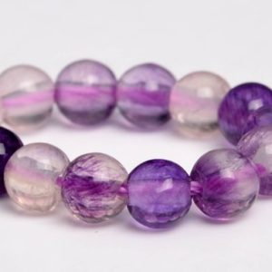"Shop Fluorite Round Beads! 4mm Rainbow Fluorite Beads Grade Aaa Genuine Natural Gemstone Half Strand Round Loose Beads 7.5"" Bulk Lot 1, 3, 5, 10 And 50 (102127h-881) 