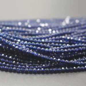 Shop Iolite Beads! Faceted Iolite Beads,Iolite Faceted beads bulk supply,Small size beads,15 inches one starand | Natural genuine gemstone beads for making jewelry in various shapes & sizes. Buy crystal beads raw cut or polished for making handmade homemade handcrafted jewelry. #jewelry #beads #beadedjewelry #product #diy #diyjewelry #shopping #craft #product