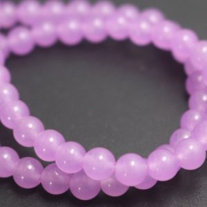 Shop Jade Round Beads! 14mm Purple Jade Beads,Dyed Candy Jade Beads,Smooth and Round  Beads,15 inches one starand | Natural genuine round Jade beads for beading and jewelry making.  #jewelry #beads #beadedjewelry #diyjewelry #jewelrymaking #beadstore #beading #affiliate #ad