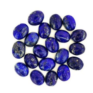 Shop Lapis Lazuli Cabochons! Lapis Lazuli Cabochon Gemstone (9mm X 7mm X 5mm) – Oval Lapis Lazuli – Oval Cabochon Stone – Natural Blue Lapis – Gem For Ring | Natural genuine stones & crystals in various shapes & sizes. Buy raw cut, tumbled, or polished gemstones for making jewelry or crystal healing energy vibration raising reiki stones. #crystals #gemstones #crystalhealing #crystalsandgemstones #energyhealing #affiliate #ad