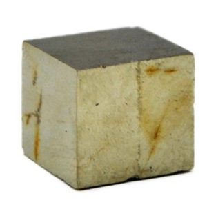Shop Raw & Rough Pyrite Stones! Pyrite Raw Cubic Stone (12mm x 11mm x 11mm) – Rough Pyrite – Pyrite Gemstone – Raw Pyrite | Natural genuine stones & crystals in various shapes & sizes. Buy raw cut, tumbled, or polished gemstones for making jewelry or crystal healing energy vibration raising reiki stones. #crystals #gemstones #crystalhealing #crystalsandgemstones #energyhealing #affiliate #ad