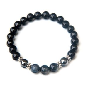 Shop Tourmaline Bracelets! Black Tourmaline bracelet for grounding | Natural genuine Tourmaline bracelets. Buy crystal jewelry, handmade handcrafted artisan jewelry for women.  Unique handmade gift ideas. #jewelry #beadedbracelets #beadedjewelry #gift #shopping #handmadejewelry #fashion #style #product #bracelets #affiliate #ad