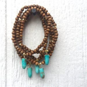 Shop Turquoise Bracelets! Wood Bracelet – Turquoise Charm – Gold Jewellery – Beaded – Natural Jewelry | Natural genuine Turquoise bracelets. Buy crystal jewelry, handmade handcrafted artisan jewelry for women.  Unique handmade gift ideas. #jewelry #beadedbracelets #beadedjewelry #gift #shopping #handmadejewelry #fashion #style #product #bracelets #affiliate #ad