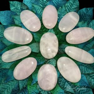 Shop Calcite Shapes! 1 Xxl Pink Calcite Palm Stone From Pakistan Heart Chakra #pc21 | Natural genuine stones & crystals in various shapes & sizes. Buy raw cut, tumbled, or polished gemstones for making jewelry or crystal healing energy vibration raising reiki stones. #crystals #gemstones #crystalhealing #crystalsandgemstones #energyhealing #affiliate #ad