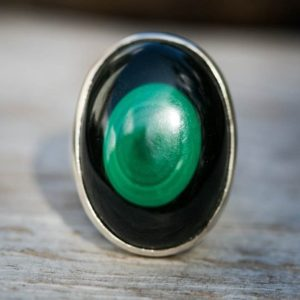 Shop Malachite Rings! Malachite Ring 6 – Malachite Ring, Green Malachite Ring – Malachite Jewelry – Ring Size 6 – Malachite size 6 – Malachite Ring size 6 Rings | Natural genuine Malachite rings, simple unique handcrafted gemstone rings. #rings #jewelry #shopping #gift #handmade #fashion #style #affiliate #ad
