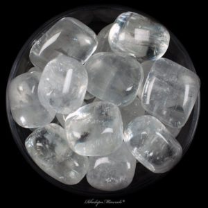 Shop Tumbled Calcite Crystals & Pocket Stones! One 1 LARGE White Calcite Tumbled Stone, White Calcite Tumbled Stone, Ice Calcite Tumbled Stones, Calcite, Sagittarius, Capricorn, Cancer | Natural genuine stones & crystals in various shapes & sizes. Buy raw cut, tumbled, or polished gemstones for making jewelry or crystal healing energy vibration raising reiki stones. #crystals #gemstones #crystalhealing #crystalsandgemstones #energyhealing #affiliate #ad