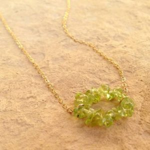 Shop Peridot Pendants! Green Peridot Necklace – August Birthstone – Gold Jewelry – Pendant Jewellery – Gemstone – Chain – Unique – Dainty – Everyday | Natural genuine Peridot pendants. Buy crystal jewelry, handmade handcrafted artisan jewelry for women.  Unique handmade gift ideas. #jewelry #beadedpendants #beadedjewelry #gift #shopping #handmadejewelry #fashion #style #product #pendants #affiliate #ad