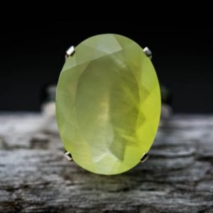 Shop Prehnite Rings! Prehnite Ring size 8 – Prehnite Ring – Prehnite Ring size 8  – Stunning Prehnite Ring – Natural Prehnite Ring – Prehnite Ring 8 – Prehnite 8 | Natural genuine Prehnite rings, simple unique handcrafted gemstone rings. #rings #jewelry #shopping #gift #handmade #fashion #style #affiliate #ad