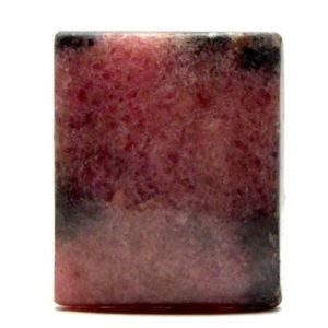 Shop Rhodonite Cabochons! Rhodonite Cabochon Stone (25mm x 21mm x 7mm) 52.5cts – Rectangle Cabochon | Natural genuine stones & crystals in various shapes & sizes. Buy raw cut, tumbled, or polished gemstones for making jewelry or crystal healing energy vibration raising reiki stones. #crystals #gemstones #crystalhealing #crystalsandgemstones #energyhealing #affiliate #ad