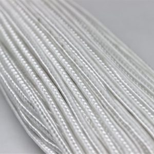 Shop Cord! Soutache Cord – White Braid Cord – 2 mm Twisted Cord – Soutache Trim – Jewelry Cord – Soutache Jewelry – Soutache Supplies | Shop jewelry making and beading supplies, tools & findings for DIY jewelry making and crafts. #jewelrymaking #diyjewelry #jewelrycrafts #jewelrysupplies #beading #affiliate #ad