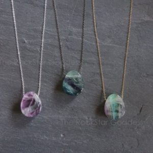 Fluorite / Fluorite Necklace / Fluorite Crystal / Fluorite Pendant / Silver Fluorite Necklace / Flourite Jewelry / Gold Fluorite Necklace | Natural genuine Array jewelry. Buy crystal jewelry, handmade handcrafted artisan jewelry for women.  Unique handmade gift ideas. #jewelry #beadedjewelry #beadedjewelry #gift #shopping #handmadejewelry #fashion #style #product #jewelry #affiliate #ad