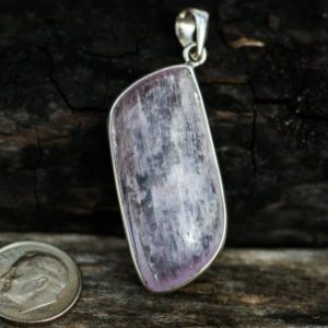 Shop Kunzite Jewelry! Kunzite Cabochon Pendant – Kunzite and Sterling Silver Pendant – Kunzite Jewelry – Kunzite Cabochon  – Kunzite Necklace – Kunzite Jewelry | Natural genuine Kunzite jewelry. Buy crystal jewelry, handmade handcrafted artisan jewelry for women.  Unique handmade gift ideas. #jewelry #beadedjewelry #beadedjewelry #gift #shopping #handmadejewelry #fashion #style #product #jewelry #affiliate #ad