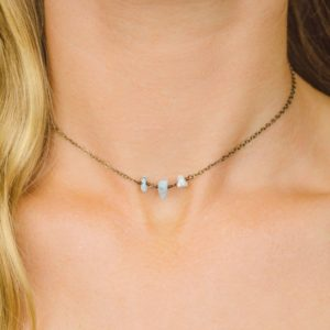 Shop Larimar Necklaces! Larimar choker necklace. Larimar necklace crystal necklace. Boho larimar jewelry. Blue crystal necklace. Dainty necklace gifts for her | Natural genuine Larimar necklaces. Buy crystal jewelry, handmade handcrafted artisan jewelry for women.  Unique handmade gift ideas. #jewelry #beadednecklaces #beadedjewelry #gift #shopping #handmadejewelry #fashion #style #product #necklaces #affiliate #ad