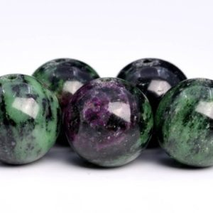 Shop Ruby Zoisite Round Beads! 90 / 46 Pcs – 4MM Ruby Zoisite Beads Grade AA Genuine Natural Round Gemstone Loose Beads (103851) | Natural genuine round Ruby Zoisite beads for beading and jewelry making.  #jewelry #beads #beadedjewelry #diyjewelry #jewelrymaking #beadstore #beading #affiliate #ad