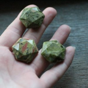 Shop Unakite Shapes! Unakite Stone Shaped Star of David S96 | Natural genuine gemstones & crystals in various shapes & sizes. Buy raw cut, tumbled, or polished for making jewelry or crystal healing energy reiki stones. #crystals #gemstones #crystalhealing #crystalsandgemstones #energyhealing #affiliate